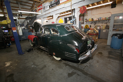 Bellingham Classic Car auto repair